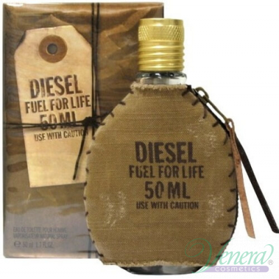 Diesel Fuel For Life EDT 50ml за Мъже