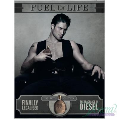 Diesel Fuel For Life EDT 50ml за Мъже Мъжки Парфюми