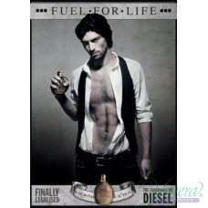 Diesel Fuel For Life EDT 75ml за Мъже