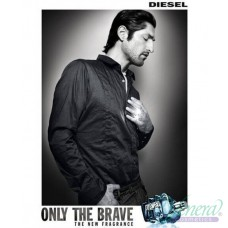 Diesel Only The Brave EDT 75ml за Мъже БЕЗ ОПАКОВКА