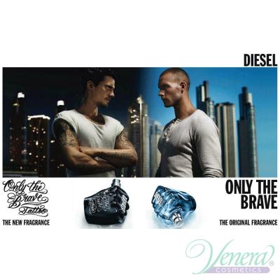 Diesel Only The Brave Tatoo EDT 75ml за Мъже БЕЗ ОПАКОВКА За Мъже
