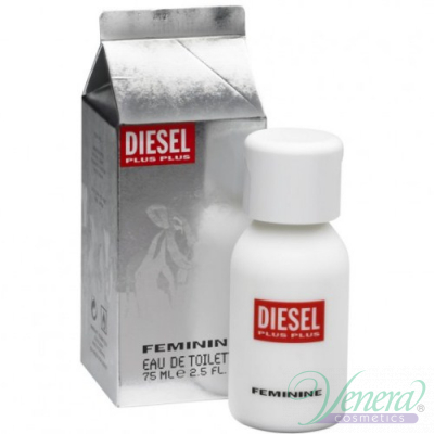 Diesel Plus Plus EDT 75ml за Жени