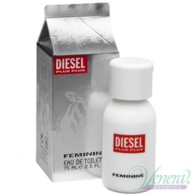 Diesel Plus Plus EDT 75ml за Жени Дамски Парфюми