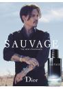 Dior Sauvage EDT 100ml за Мъже БЕЗ ОПАКОВКА Мъжки Парфюми без опаковка