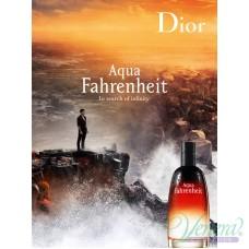 Dior Aqua Fahrenheit EDT 125ml за Мъже БЕЗ ОПАКОВКА