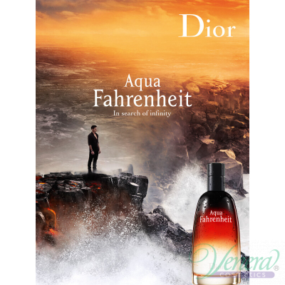 Dior Aqua Fahrenheit EDT 75ml за Мъже