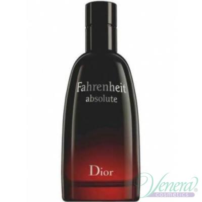 Dior Fahrenheit Absolute EDT 100ml за Мъже БЕЗ ОПАКОВКА Мъжки Парфюми