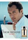 Dior Homme Sport EDT 100ml за Мъже Мъжки Парфюми