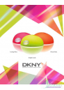DKNY Be Delicious Electric Loving Glow EDT 50ml за Жени БЕЗ ОПАКОВКА Дамски парфюми без опаковка