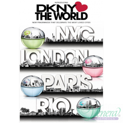 DKNY Be Delicious London EDP 50ml за Жени Дамски Парфюми