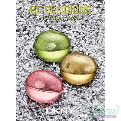 DKNY Be Delicious Fresh Blossom Sparkling Apple EDP 50ml за Жени БЕЗ ОПАКОВКА