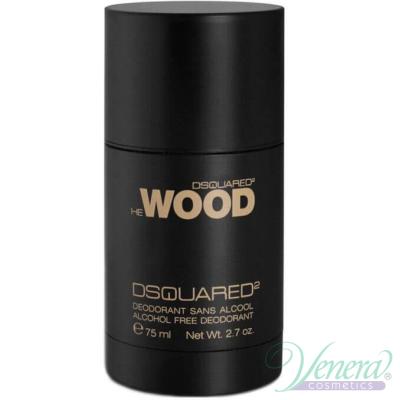 Dsquared2 He Wood Deo Stick 75ml за Мъже Мъжки продукти за лице и тяло