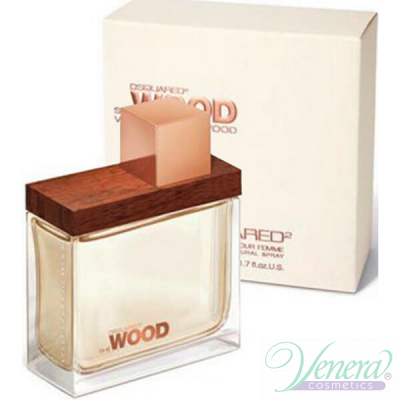 Dsquared2 She Wood Velvet Forest EDP 50ml ...