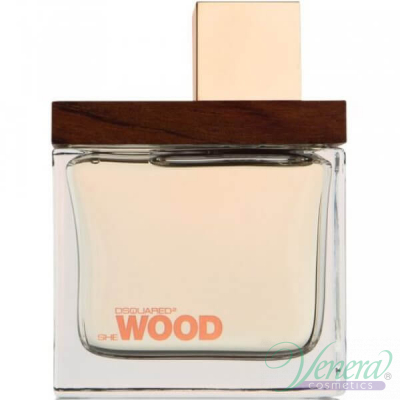 Dsquared2 She Wood Velvet Forest EDP 100ml за Жени БЕЗ ОПАКОВКА За Жени