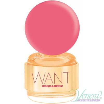 Dsquared2 Want Pink Ginger EDP 100ml за Жени БЕЗ ОПАКОВКА Дамски Парфюми без опаковка
