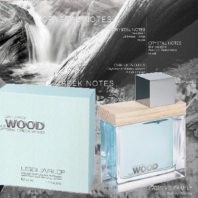 Dsquared2 She Wood Crystal Creek EDP 30ml за Жени Дамски Парфюми