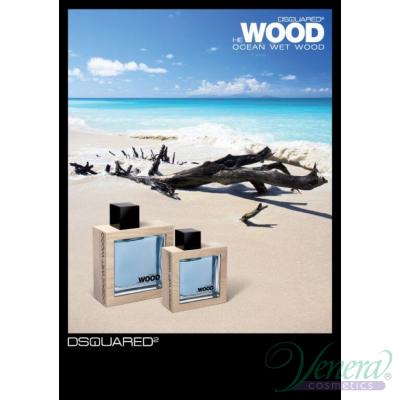 Dsquared2 He Wood Ocean Wet  EDT 50ml за Мъже