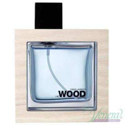 Dsquared2 He Wood Ocean Wet  EDT 100ml за Мъже БЕЗ ОПАКОВКА