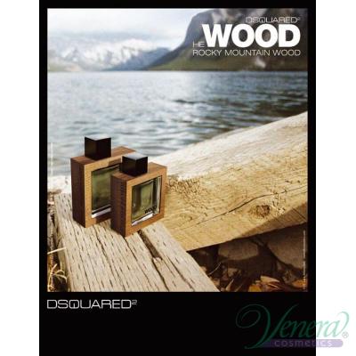 Dsquared2 He Wood Rocky Mountain EDT 50ml за Мъже Мъжки Парфюми