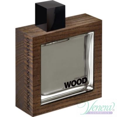 Dsquared2 He Wood Rocky Mountain EDT 100ml for Men Without Package Men's