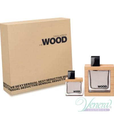 Dsquared2 He Wood Комплект (EDT 100ml + EDT 30ml) за Мъже За Мъже