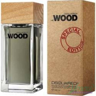 Dsquared2 He Wood Special Edition EDT 150ml за Мъже
