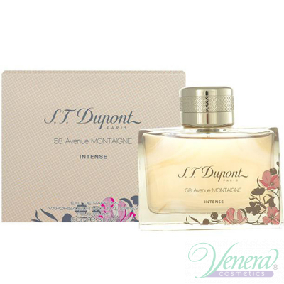 S.T. Dupont 58 Avenue Montaigne Intense EDP 90ml за Жени