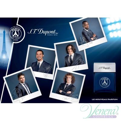 S.T. Dupont Paris Saint-Germain Eau des Princes Intense EDT 50ml за Мъже Мъжки Парфюми