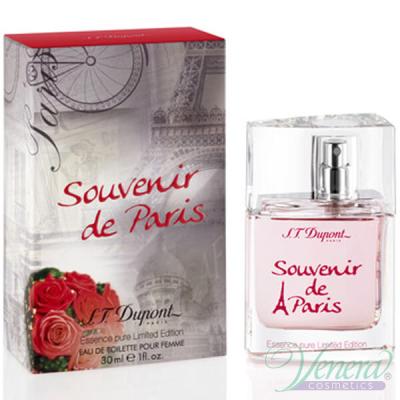 S.T. Dupont Essence Pure Souvenir de Paris EDT 30ml за Жени