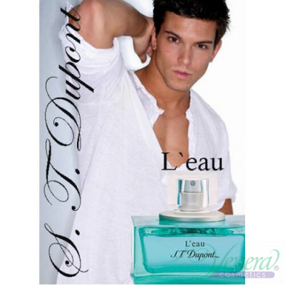 L'Eau de S.T. Dupont Pour Homme EDT 30ml за Мъже Мъжки Парфюми