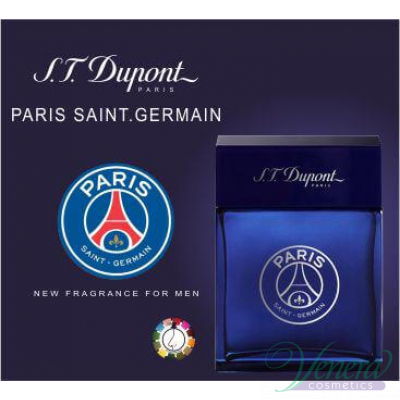 S.T. Dupont Parfum Officiel du Paris Saint-Germain EDT 50ml за Мъже За Мъже