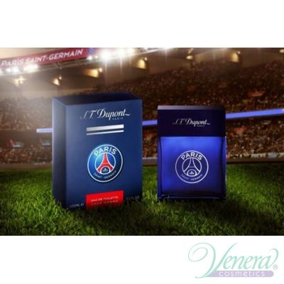 S.T. Dupont Parfum Officiel du Paris Saint-Germain EDT 100ml за Мъже БЕЗ ОПАКОВКА