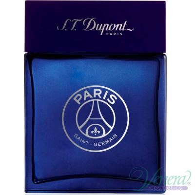 S.T. Dupont Parfum Officiel du Paris Saint-Germain EDT 100ml за Мъже БЕЗ ОПАКОВКА За Мъже