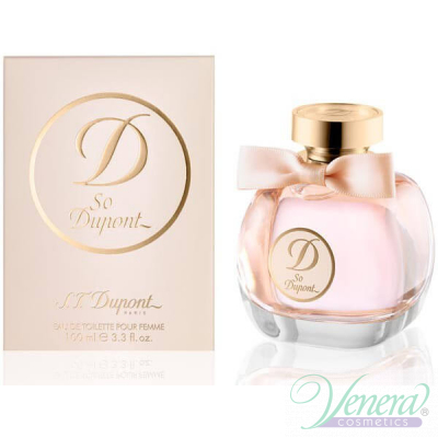 S.T. Dupont So Dupont EDT 100ml за Жени