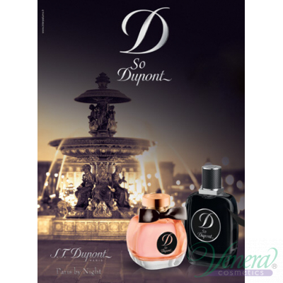 S.T. Dupont So Dupont Paris by Night EDT 100ml за Мъже Мъжки Парфюми
