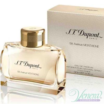 S.T. Dupont 58 Avenue Montaigne EDP 50ml за Жени Дамски Парфюми