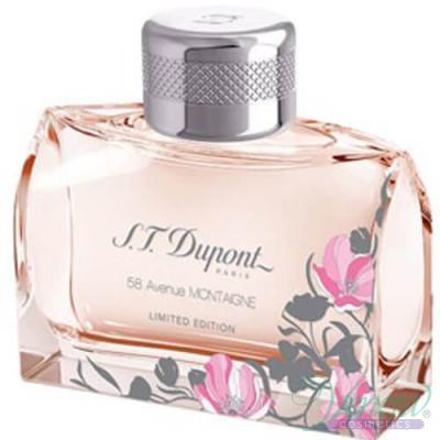 S.T. Dupont 58 Avenue Montaigne Limited Edition EDP 90ml за Жени БЕЗ ОПАКОВКА За Жени