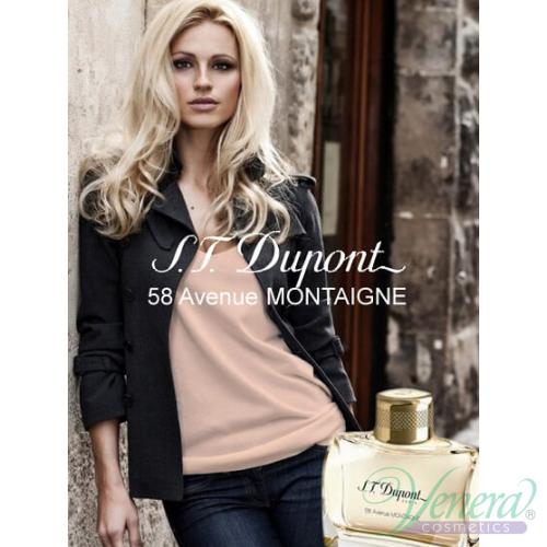 S.T. Dupont 58 Avenue Montaigne EDP 90ml за Жени БЕЗ ОПАКОВКА ...