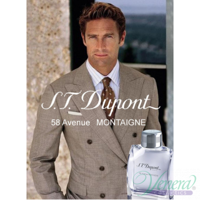 S.T. Dupont 58 Avenue Montaigne EDT 30ml за Мъже Мъжки Парфюми