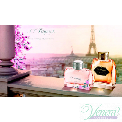S.T. Dupont 58 Avenue Montaigne Limited Edition EDP 50ml за Жени Дамски Парфюми