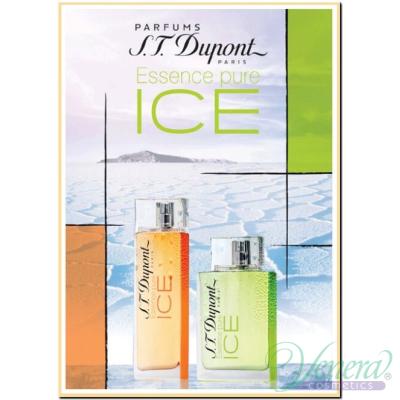 S.T. Dupont Essence Pure Ice EDT 50ml за Жени Дамски Парфюми