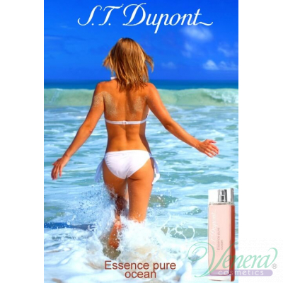 S.T. Dupont Essence Pure Ocean EDT 30ml за Жени Дамски Парфюми