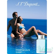 S.T. Dupont Essence Pure Ocean EDT 50ml за Мъже