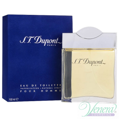 S.T. Dupont Pour Homme EDT 50ml за Мъже Мъжки Парфюми
