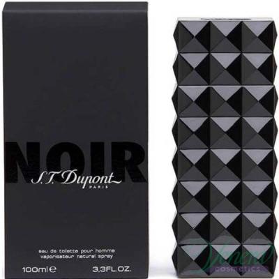 S.T. Dupont Noir EDT 50ml за Мъже Мъжки Парфюми