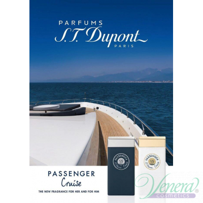 S.T. Dupont Passenger Cruise EDP 100ml за Жени