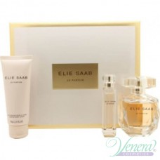 Elie Saab Le Parfum Комплект (EDP 90ml+ EDP 10ml + Body Lotion 75ml) за Жени
