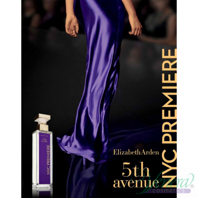 Elizabeth Arden 5th Avenue NYC Premiere EDP 75ml for Women Without Package Women's Fragrances without package