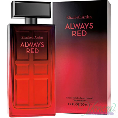 Elizabeth Arden Always Red EDT 100ml за Жени
