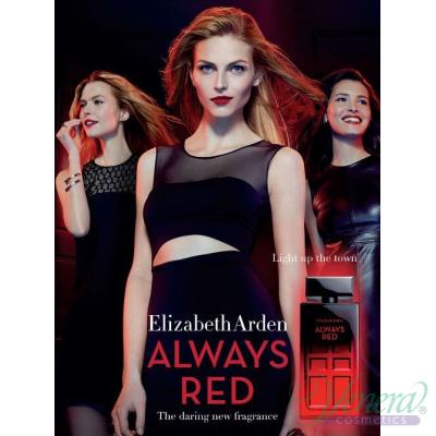 Elizabeth Arden Always Red EDT 30ml за Жени Дамски Парфюми
